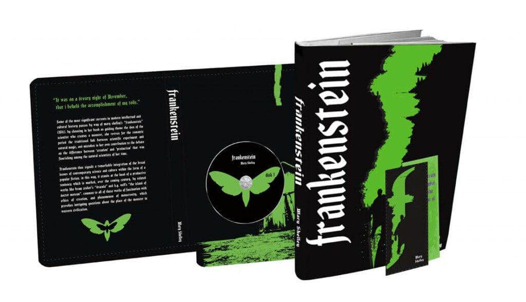 Frankenstein Book Set