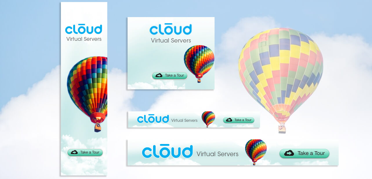 Cloud-Virtual-Server-set-1