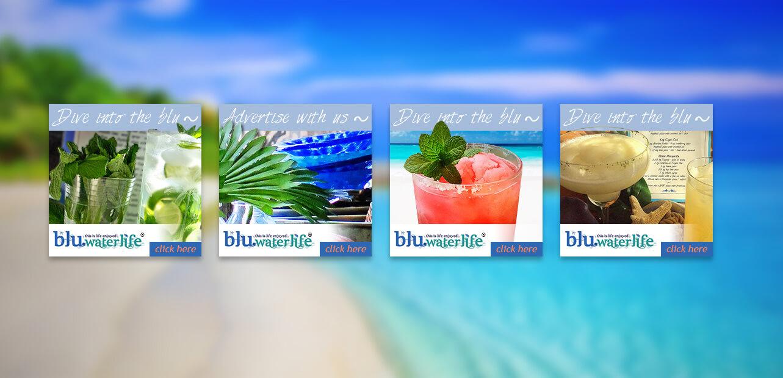 blu-water-life-banner ads