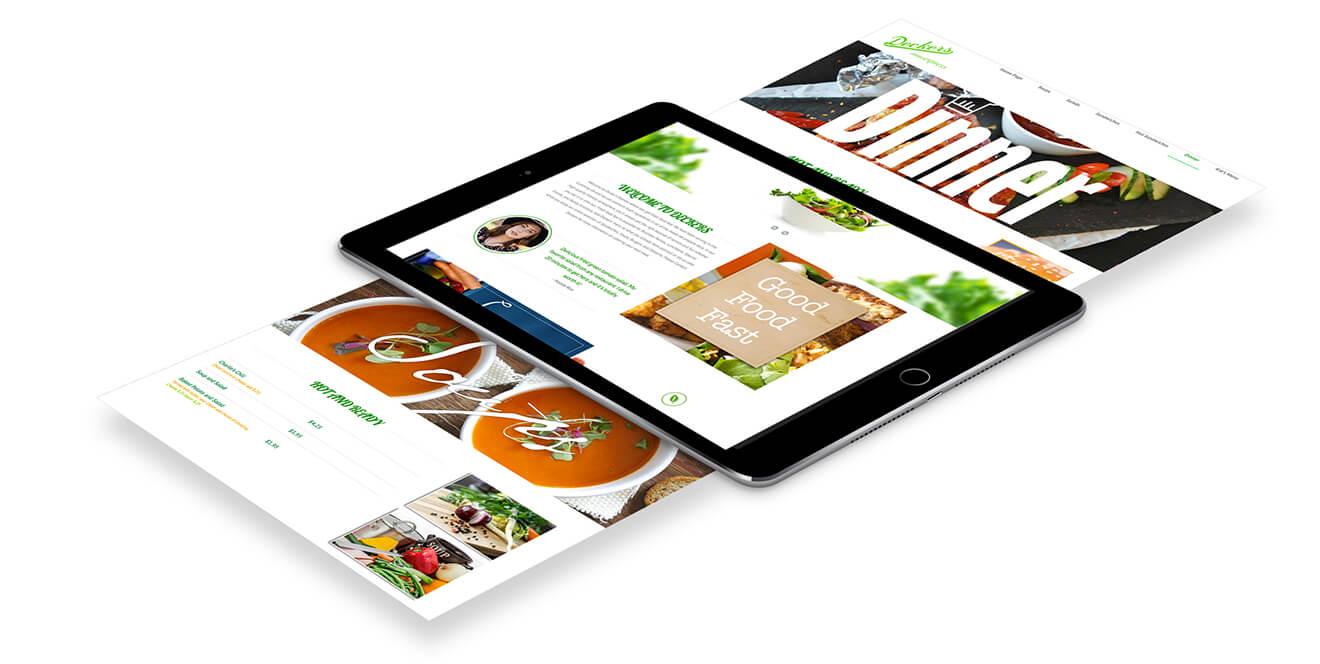webdesign-landing-page-header
